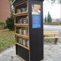 Bücherschrank Flensburg Engelsby, Fruerlundholz/Eiderstraße