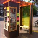 Bücherschrank Altstadt, Neustadt/Ecke Apenrader