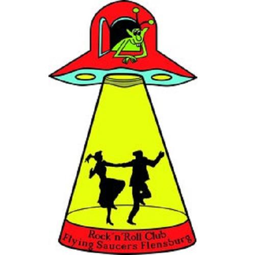 Flying Saucers Flensburg Logo