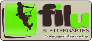 Logo Filu Klettergarten Flensburg macht Spass