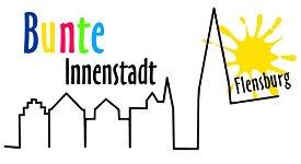 Logo Bunte Innenstadt Flensburg