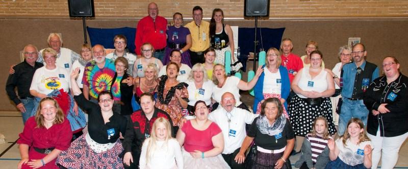 Dancing Northstars e.V. Flensburg macht Spass