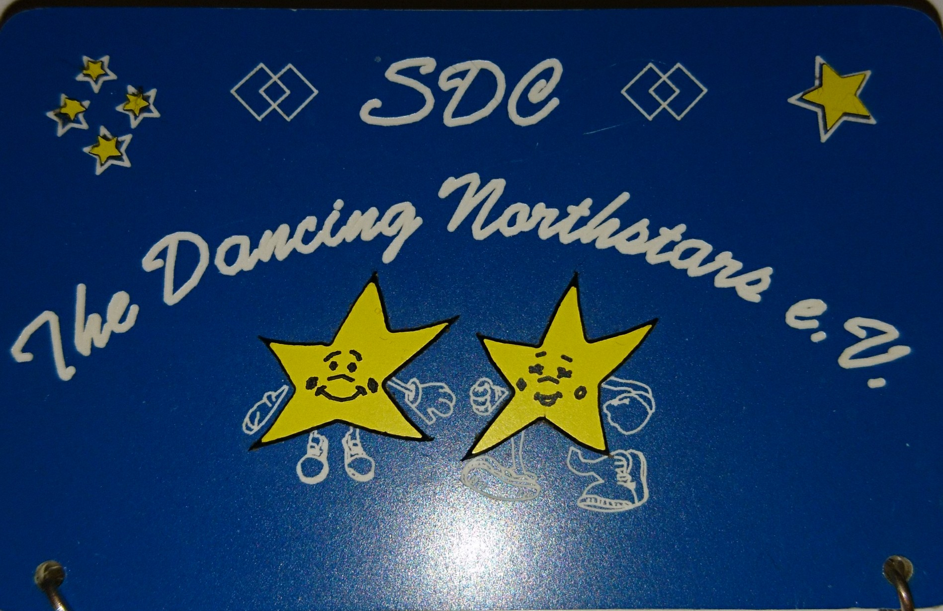 Logo Dancing Northstars e.V. Flensburg macht Spass