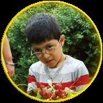 Urban Gardening - Junge