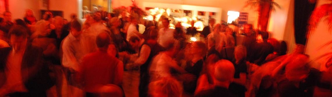 Veranstaltungen tanzende Menschen auf einer Party)